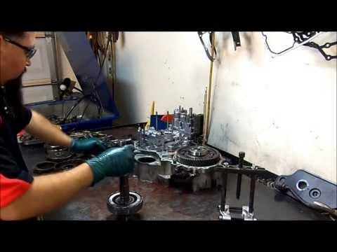 Honda Civic Transmission, BMXA, Teardown Inspection