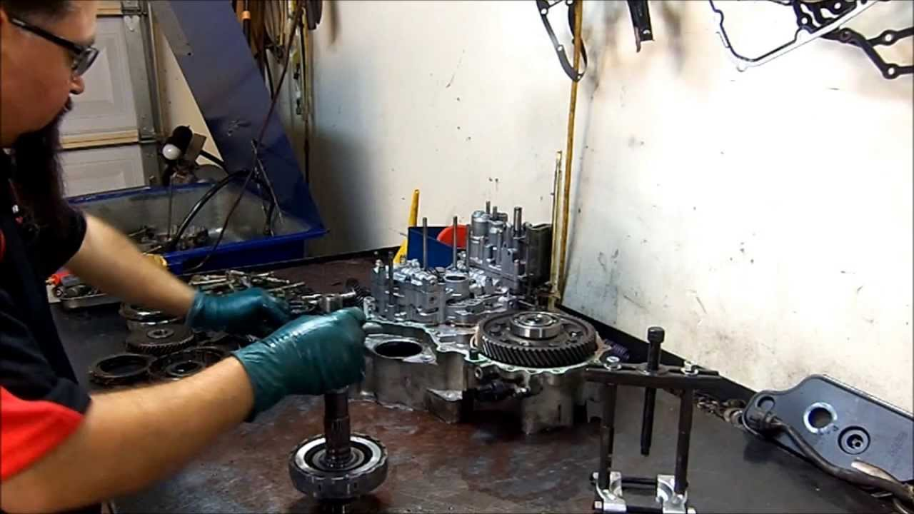 Honda civic transmission bmxa teardown inspection youtube for Motor oil for honda civic 1998