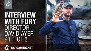 Interview With Fury Director David Ayer Pt 1 Of 3