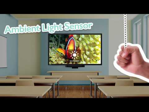 BenQ Interactive Flat Panel - IFP Family Product Video