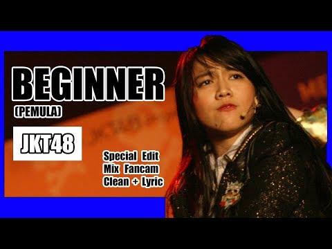 [Clean + Lirik] JKT48 - Beginner @ Senbatsu