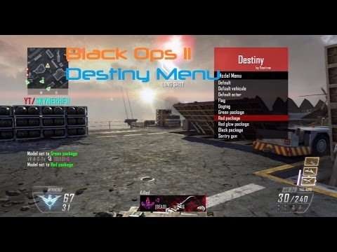 B02 Mod Menu Destiny( 2017)  NH/pregame/ Host +IP grabber &rank derank