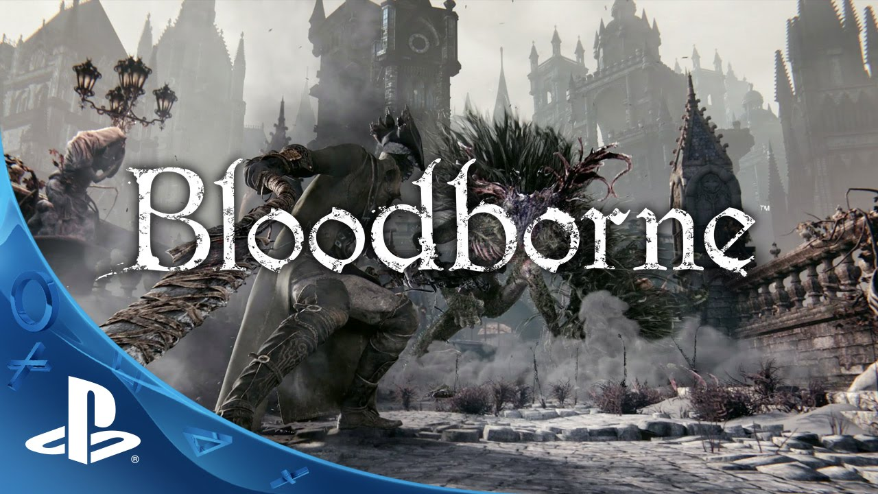 Bloodborne - Official TV Commercial: The Hunt Begins | PS4