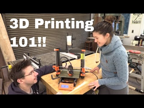 We play with our new 3D Printer from 3DSystems - YouTube