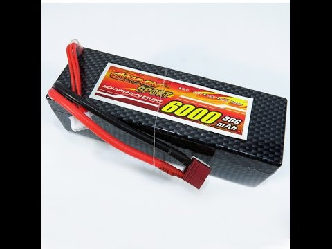 How to make Lipo battery 3S 11.1 V 6000 mAh