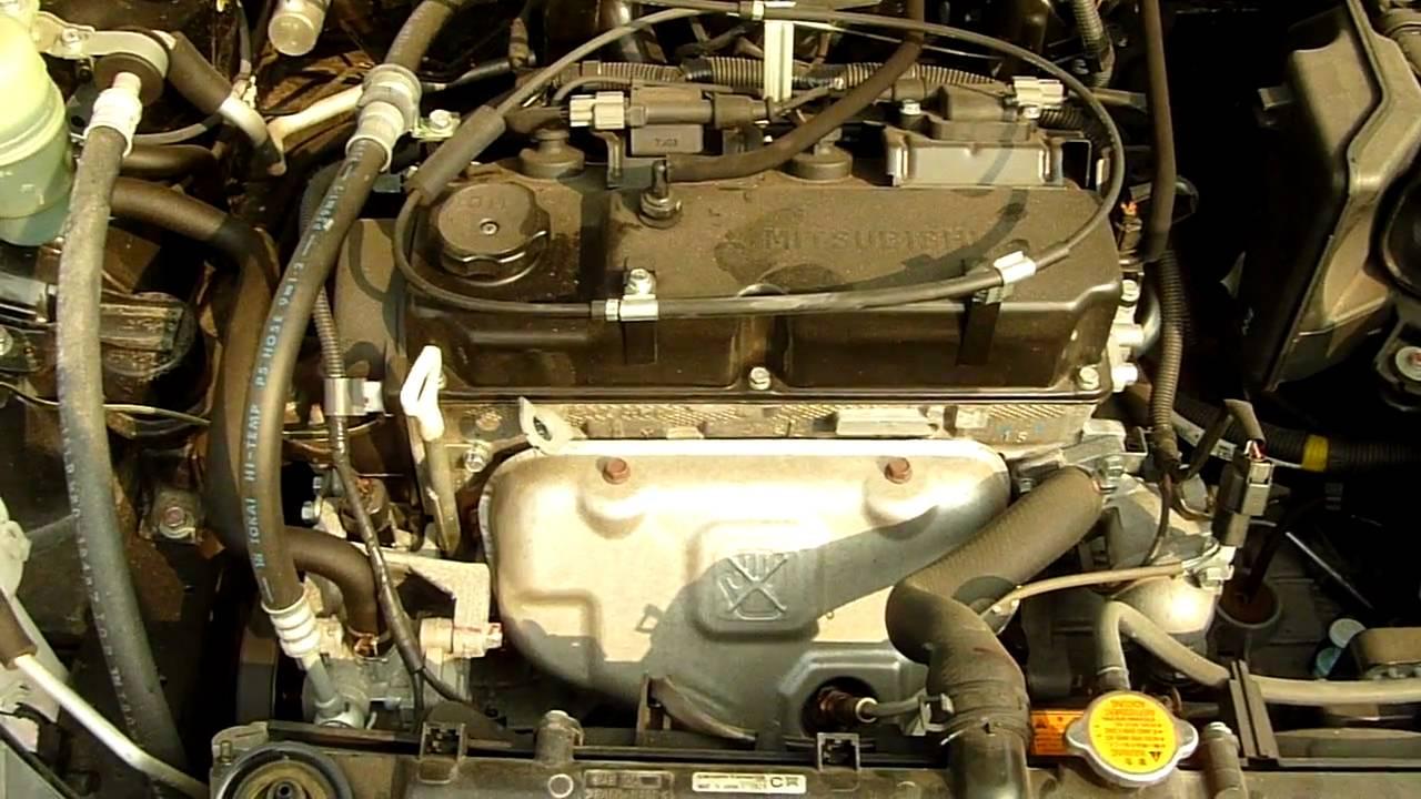 Mitsubishi Lancer Elegance 1 6 2007 Engine Code 4g18