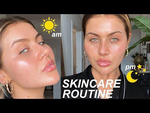 my-skincare-routine---morning-&-night- -jamie-genevieve