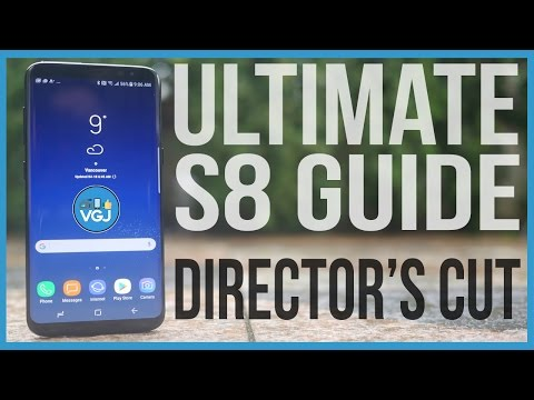 200 Samsung Galaxy S8 & Note 8 Tips, Tricks, Features and Secrets - The Expanded Guide
