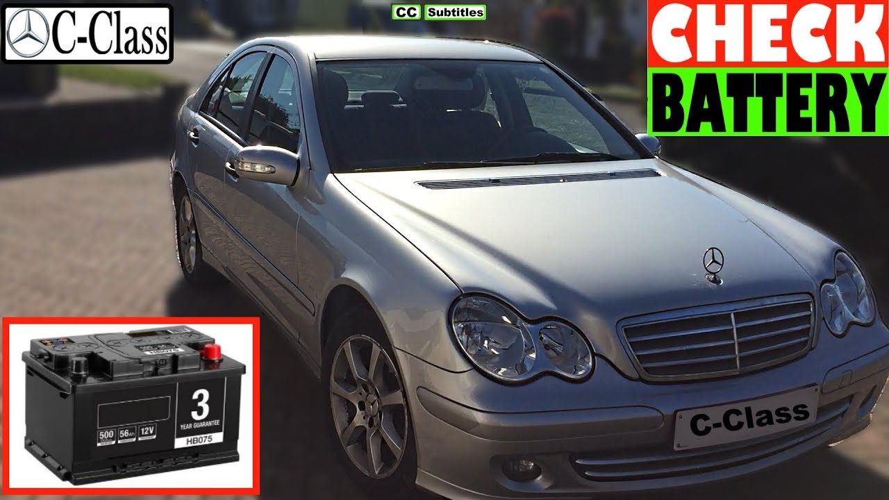 Mercedes C-Class Fuse Box Locations and how to check Fuses on Mercedes  C-Class - YouTube | Windshield Wiper For 2000 Mercedes C230 Kompressor Fuse Box |  | YouTube