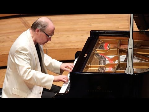 Marc-André Hamelin plays Kapustin - Piano Sonata No. 2 (Bremen, 1999)