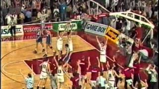 Basketball Europameisterschaft 1993 - Deutschland vs. Russland