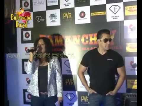 Salman Khan Turns DJ at 'Tamanchey'...