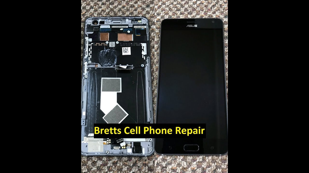 Asus Zenfone AR ZS571KL Disassembly Videos - Waoweo