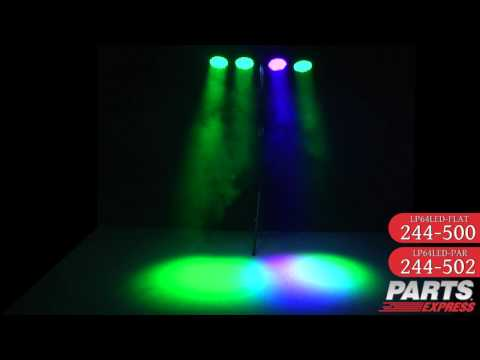 Talent Lighting and Stage Effects