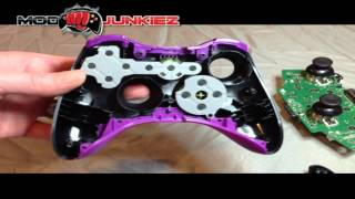 How To Install a Top Bumper Assembly for Xbox 360 Controller