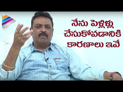 Naresh Opens Up about his Ex Wife Rekha | Actor Naresh Latest Interview | Telugu Filmnagar