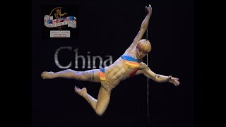 Ke Hong  CHINA 1st Place - World Pole Championships  2018
