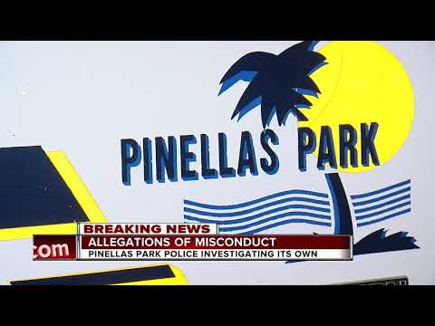 Pinellas Park PD investigating 'misconduct' by members responding to Panhandle