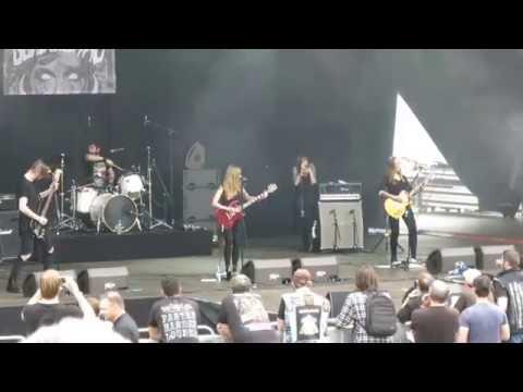 Black Vulpine - Twisted Knife -Rockavaria Live München/Munich 29.05