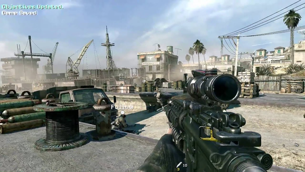 call of duty modern warfare 3 download mega
