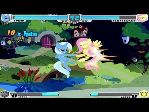 Fighting Is Magic Tribute Edition V16333 [2016] - Trixie Story Mode