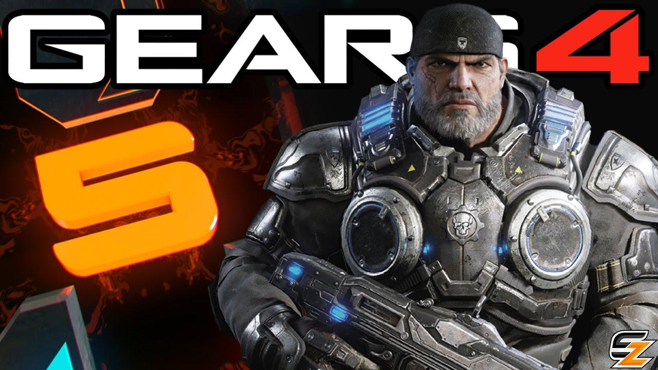 5 Biggest Problems in Gears of War 4!