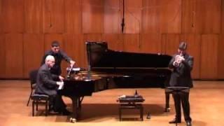 Ante Grgin-Sonata II mov. (Mladen Đorđević-Trumpet, Ante Grgin-Piano).mp4