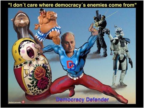 Nos estan escondiendo al candidato democrata Rocky De La Fuente para presidente de USA
