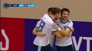 Квалификация ЕВРО 22 Группа 2 Грузия Россия 0 4