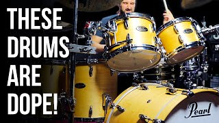 Pearl Masters Maple Gum Review: That Studio Sound!