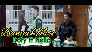 Download BANYU MOTO | Dory ft Nella Karisma | Reff Kendang Cover