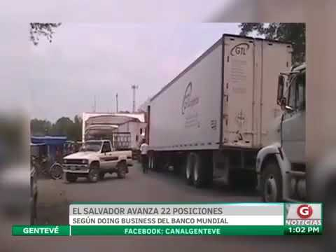 El Salvador avanza 22 posiciones según Doing Business