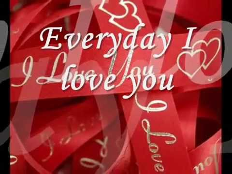EVERYDAY I LOVE YOU - Boyzone