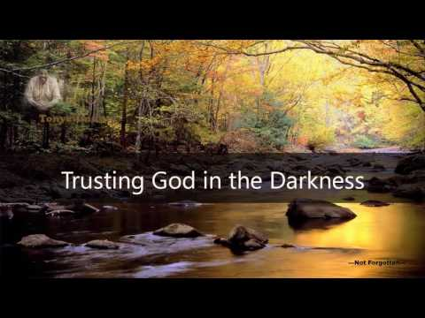 Dr  Tony Evans   Trusting God in the Darkness — Tony Evans Sermons