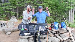 Camera gear we use to make outdoor youtube videos