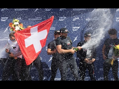 Event wrap-up! INEOS Rebels podium at Act 4, Extreme Sailing Series, Cascais