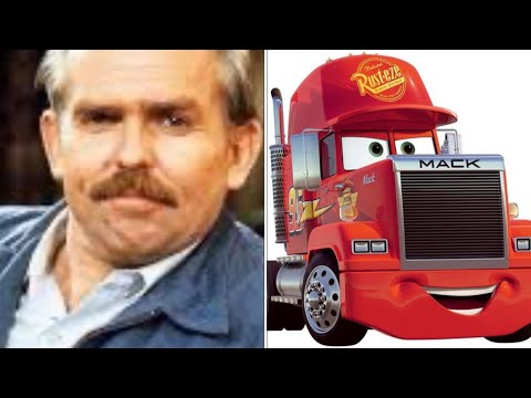 Cars 2006 Game Mack All Voice Clips Sound Effects Funny Youtube