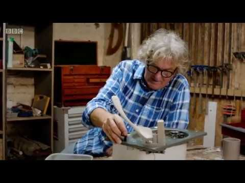 James May The Reassembler S02E04 Dansette Bermuda portable record player