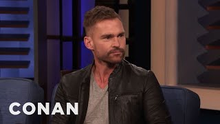 "Seann William Scott: Playing A Serial Killer ""Felt Really Right"" - CONAN on TBS"