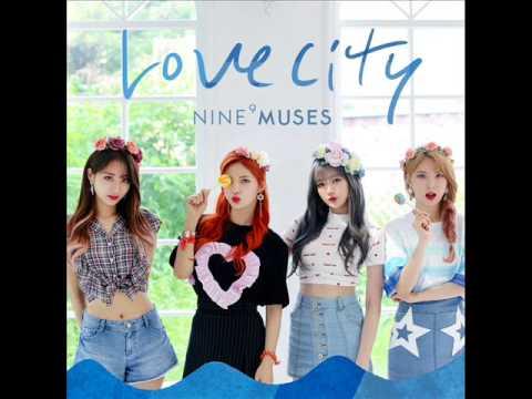 NINE MUSES (나인뮤지스) - 러브시티 (Love City) [MP3 Audio]