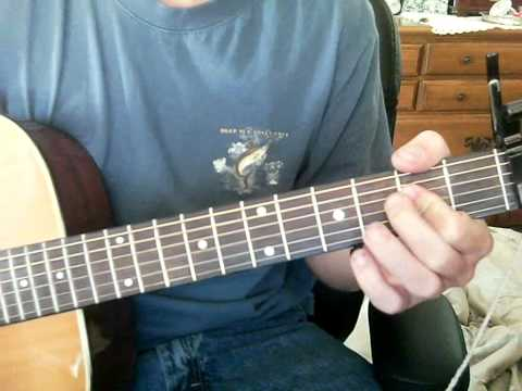 How To Play- What Was I Thinkin' By: Dierks Bentley