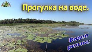 Видео релакс.Прогулка на воде. ( 60 fps )(Ссылка на канал https://www.youtube.com/user/Dimka1537 Ссылка на плейлист ..., 2015-06-19T03:54:33.000Z)