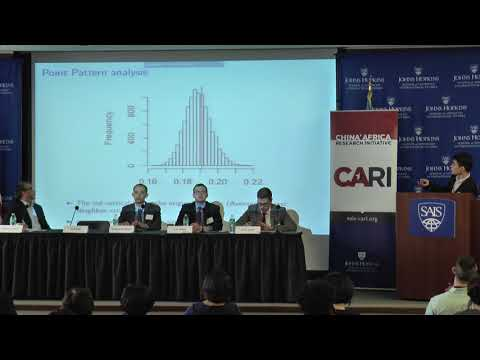 4th Annual CARI Conference - PANEL 6: Understanding China/Africa through Data