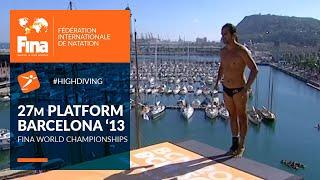 Orlando Duque's High Diving Gold | 27m Platform | ...