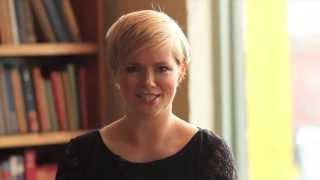 Cecelia Ahern talks about her new novel, How to Fall in Love