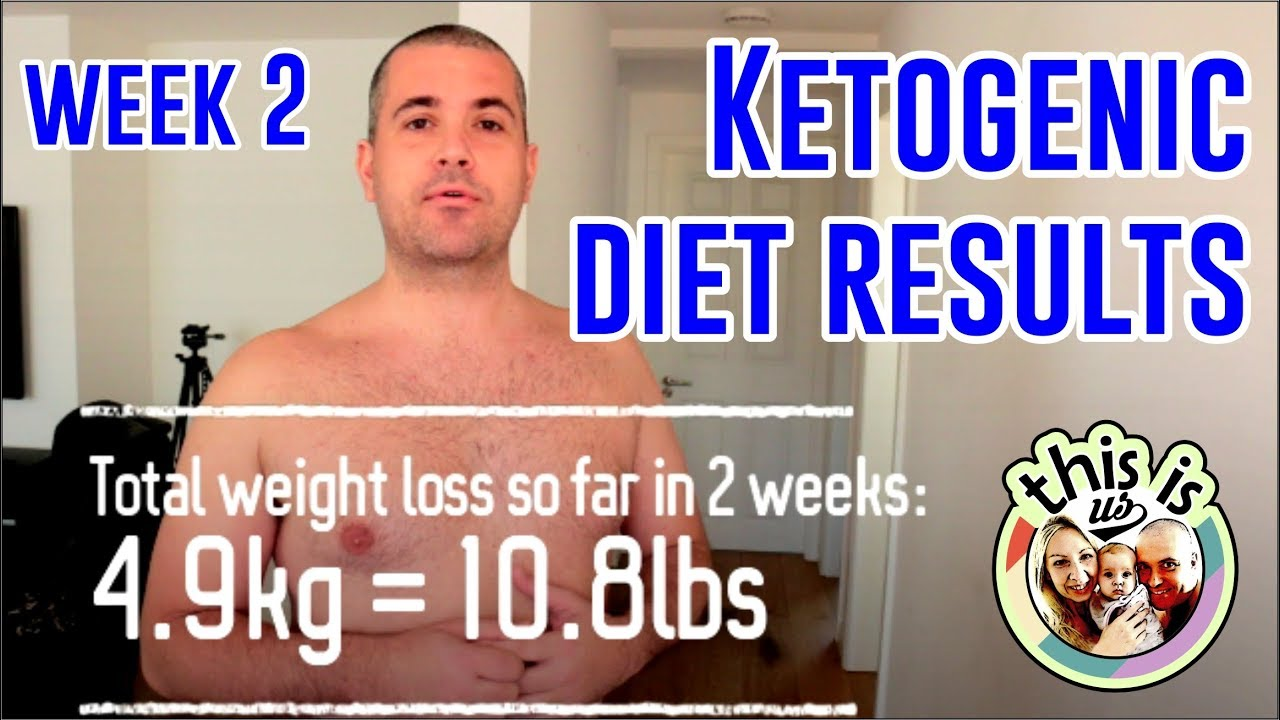 Ketosis Results Week 2 Update Ketogenic Diet For Weight Loss