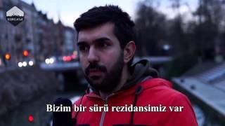 İsveçli Muhabirin Türk Turist İle İmtihanı - I Am From Ankara
