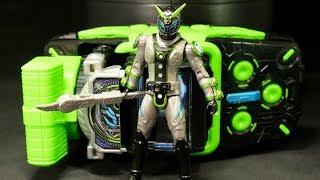仮面ライダージオウ RKF ライダーアーマーシリーズ 【仮面ライダーウォズ】 Kamen Rider Zi-O RKF Rider Armor Series 【Masked Rider Woz】
