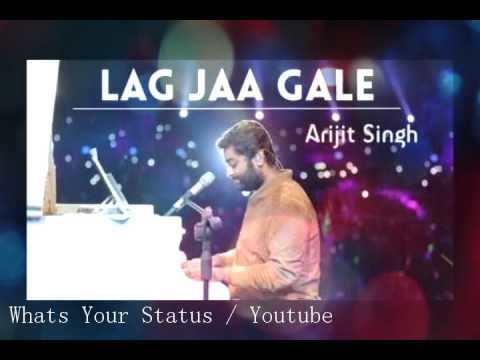 Whatsapp Video Status | Arijit Singh Unplugged | Lag Ja Gale