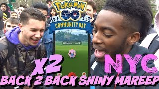 I CANT BELIEVE THIS HAPPENED AGAIN!! POKEMON GO COMMUNITY DAY HIGHLIGHTS